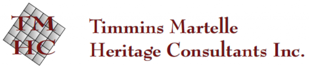 Timmins Martelle Heritage Consultants